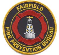 Bureau of Fire Prevention Patch